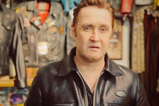 PORT Magazine: Derek Harris of Lewis Leathers Talks Biker Jackets