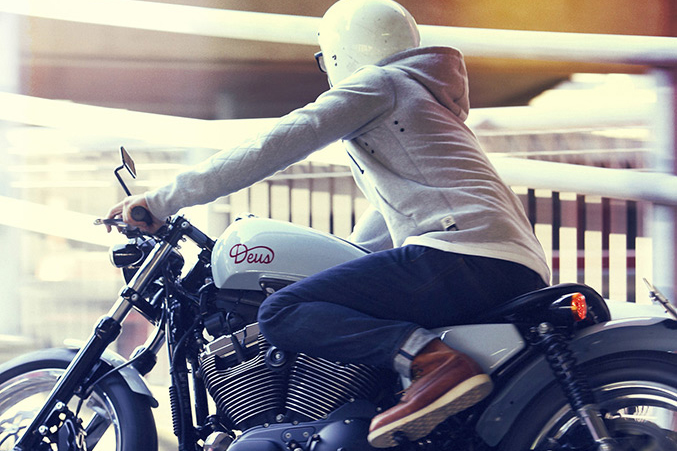 Deus Ex Machina x Reigning Champ Lookbook