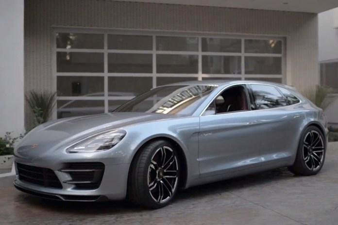 Driving Debut: Porsche Panamera Sport Turismo