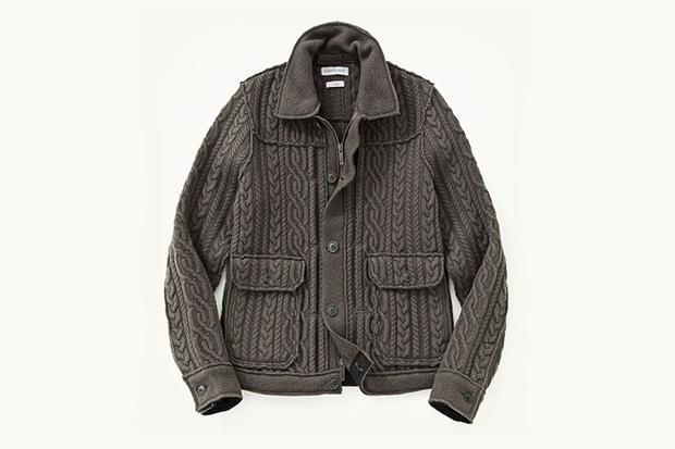 Esemplare 2013 Fall/Winter Felted Wool Jacket