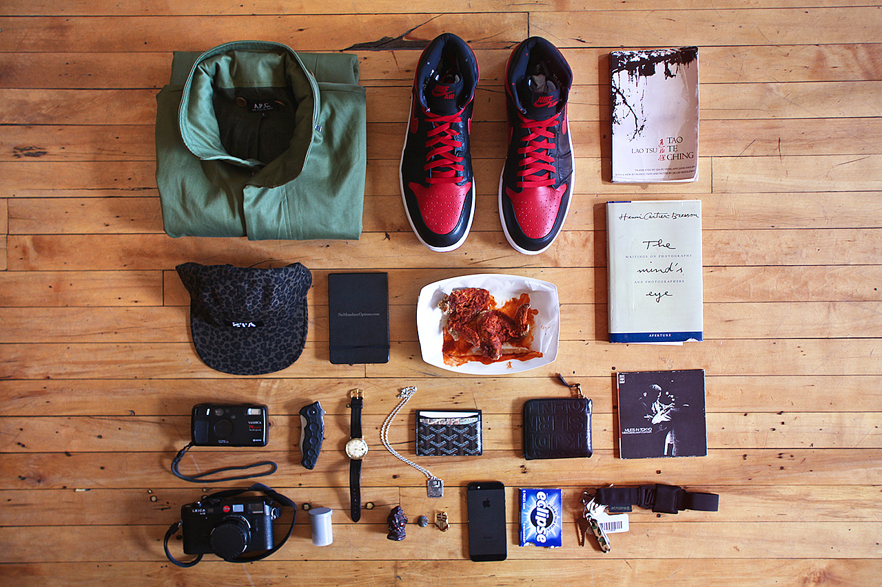 Essentials: David Rasool Robinson of Saint Alfred