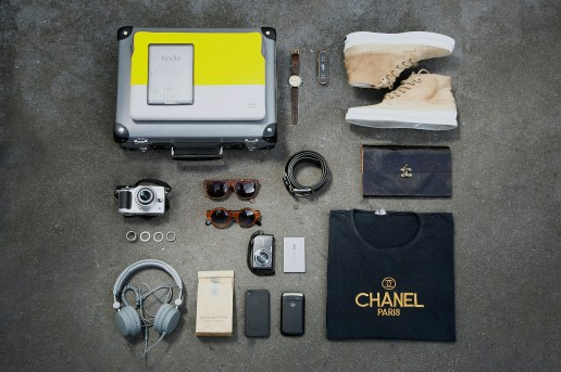Essentials: Graeme Gaughan of Tourne de Transmission