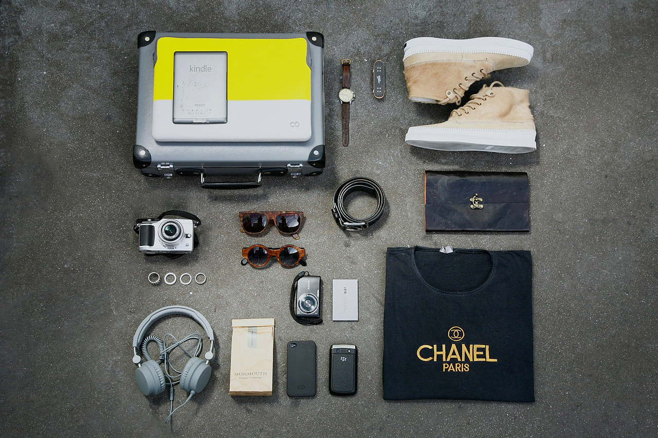 Essentials: Graeme Gaughan of Tourne de Transmission