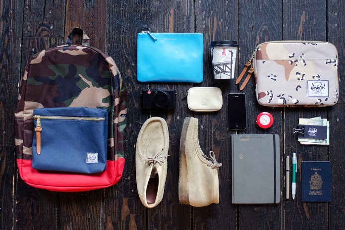 Essentials: Jamie Cormack of Herschel Supply Co.