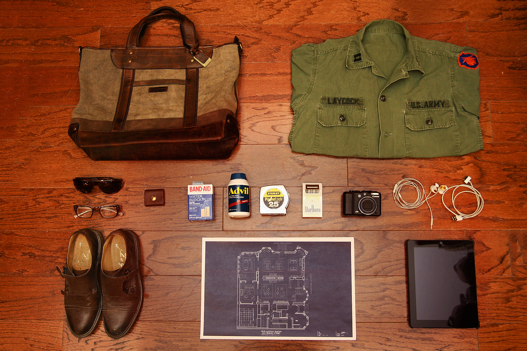 Essentials: Jamie Laycock of The Frye Company