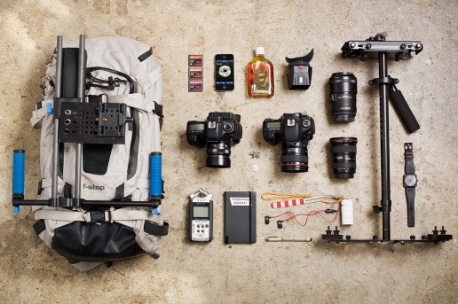 Essentials: Stebs Schinnerer of Paper Fortress Films