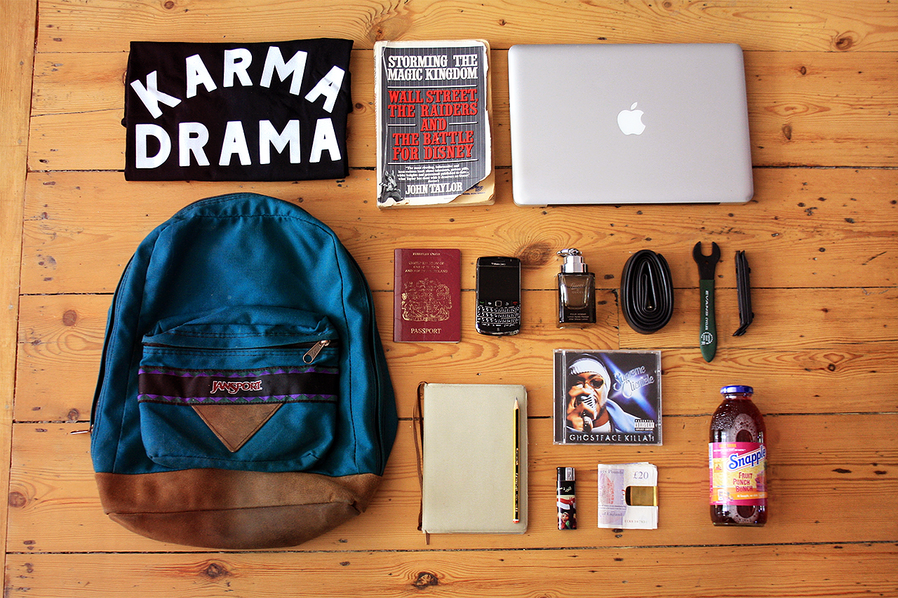 Essentials: Youssef Metwali of Grind London