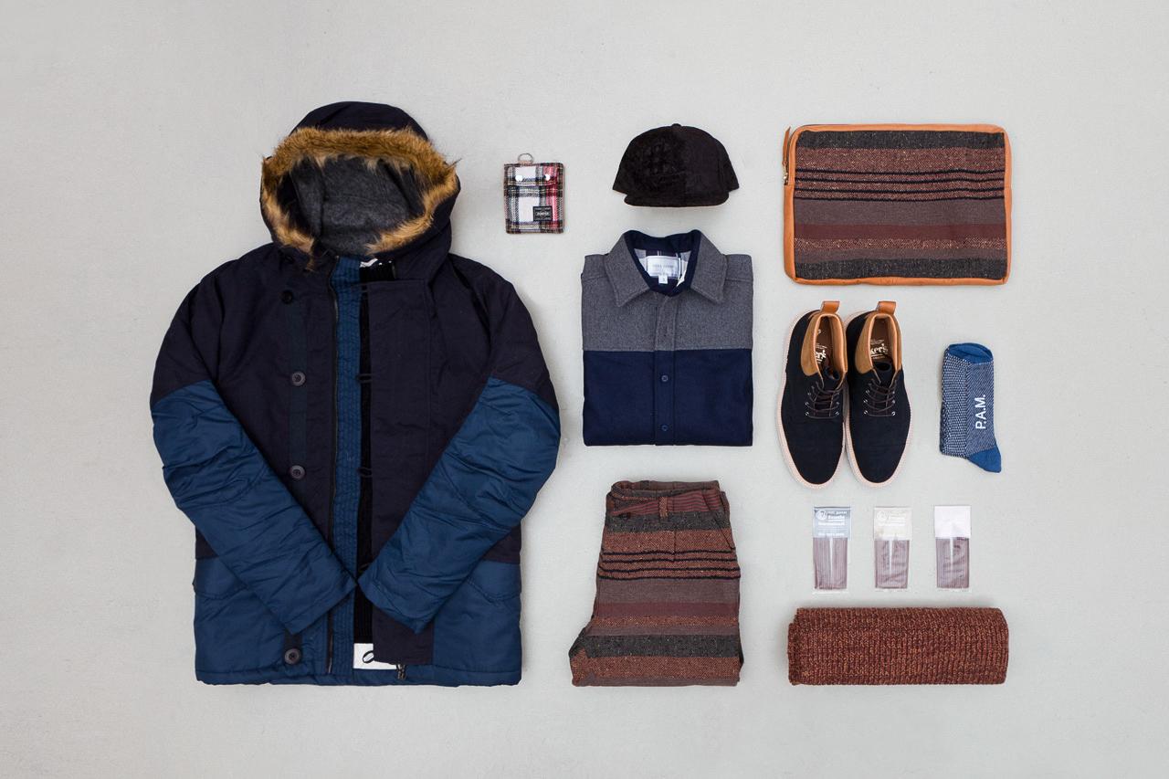 12 Days of Essentials - Day 4: Winter Garb