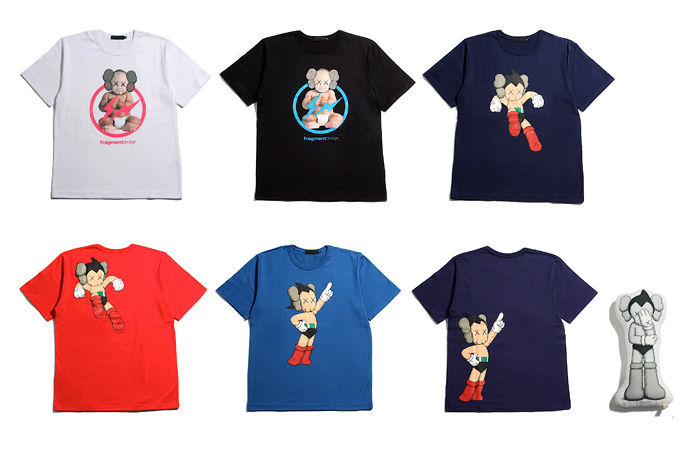 OriginalFake 2013 New Year Items with fragment design & Astro Boy