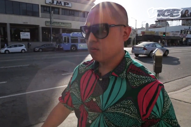 Fresh Off The Boat With Eddie Huang: Los Angeles Part 1