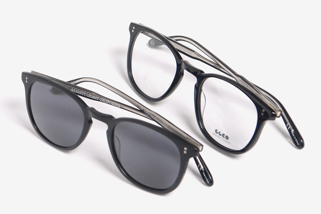 garrett leight 2012 holiday eyewear