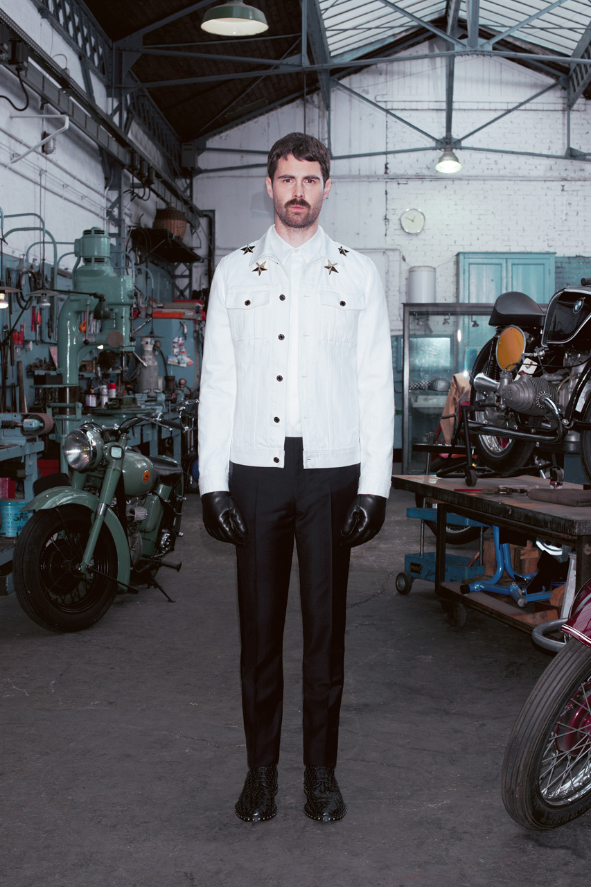 Givenchy 2013 Pre-Fall Collection