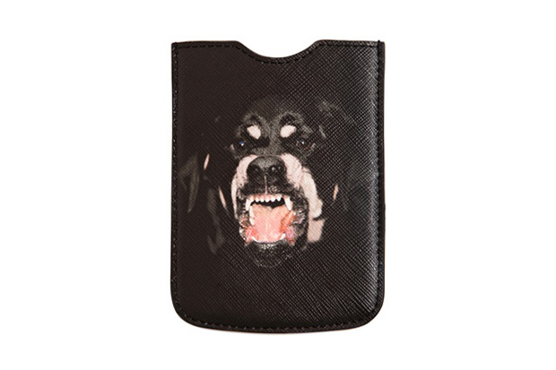 Givenchy Rottweiler PVC iPhone Case