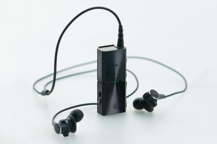 Go Wireless with Audio-Technica's ATH-CKS99BT Bluetooth Earbuds