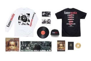 Hall of Fame and Get On Down Celebrate the Anniversary of Nas' 'Illmatic' Gold Edition