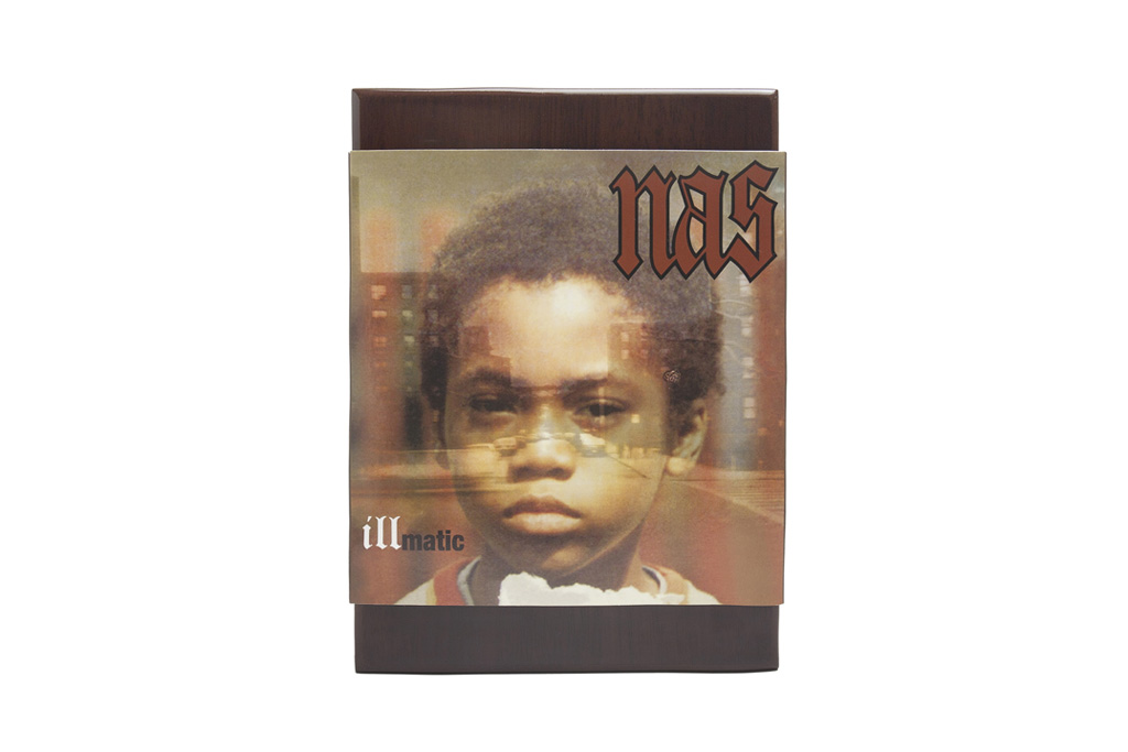 hall of fame and get on down celebrate the anniversary of nas illmatic gold edition
