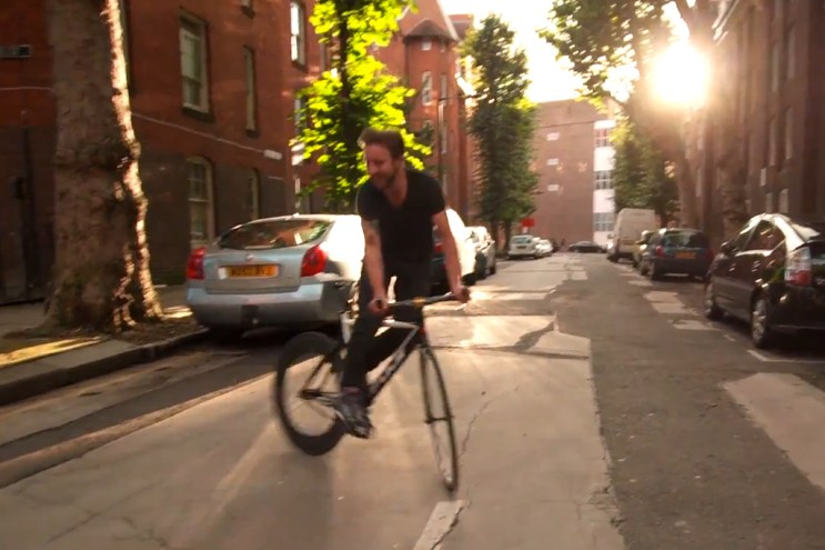 H&M for Brick Lane Bikes Apparel Collection Video Preview