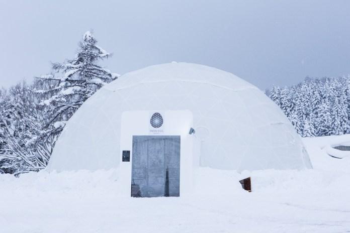 """Head Porter Hokkaido """"SNOW EGG"""" Pop-Up Store"""
