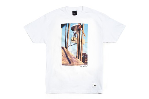 HUF 10th Anniversary Photo Tee Series