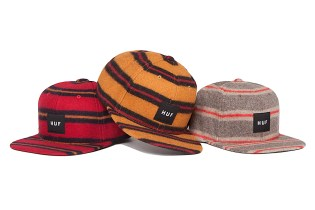 HUF 2012 Fall/Winter December New Headwear Releases