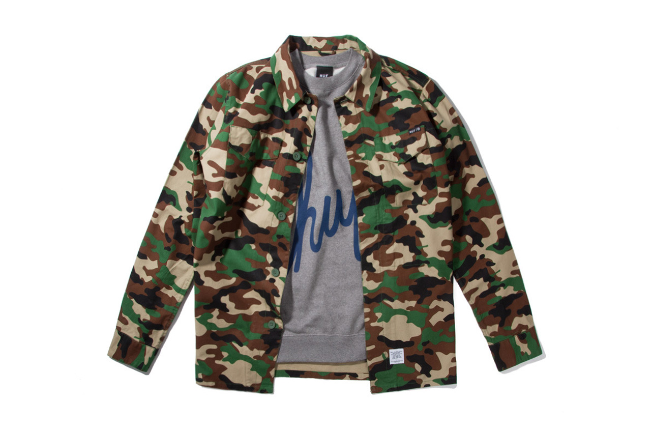 HUF 2012 Fall/Winter December New Releases