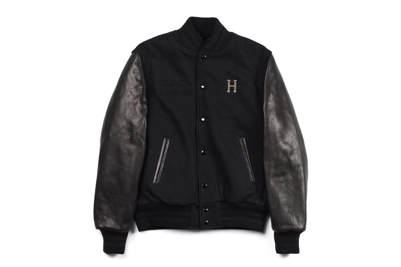 HUF x Golden Bear Deluxe Varsity Jacket