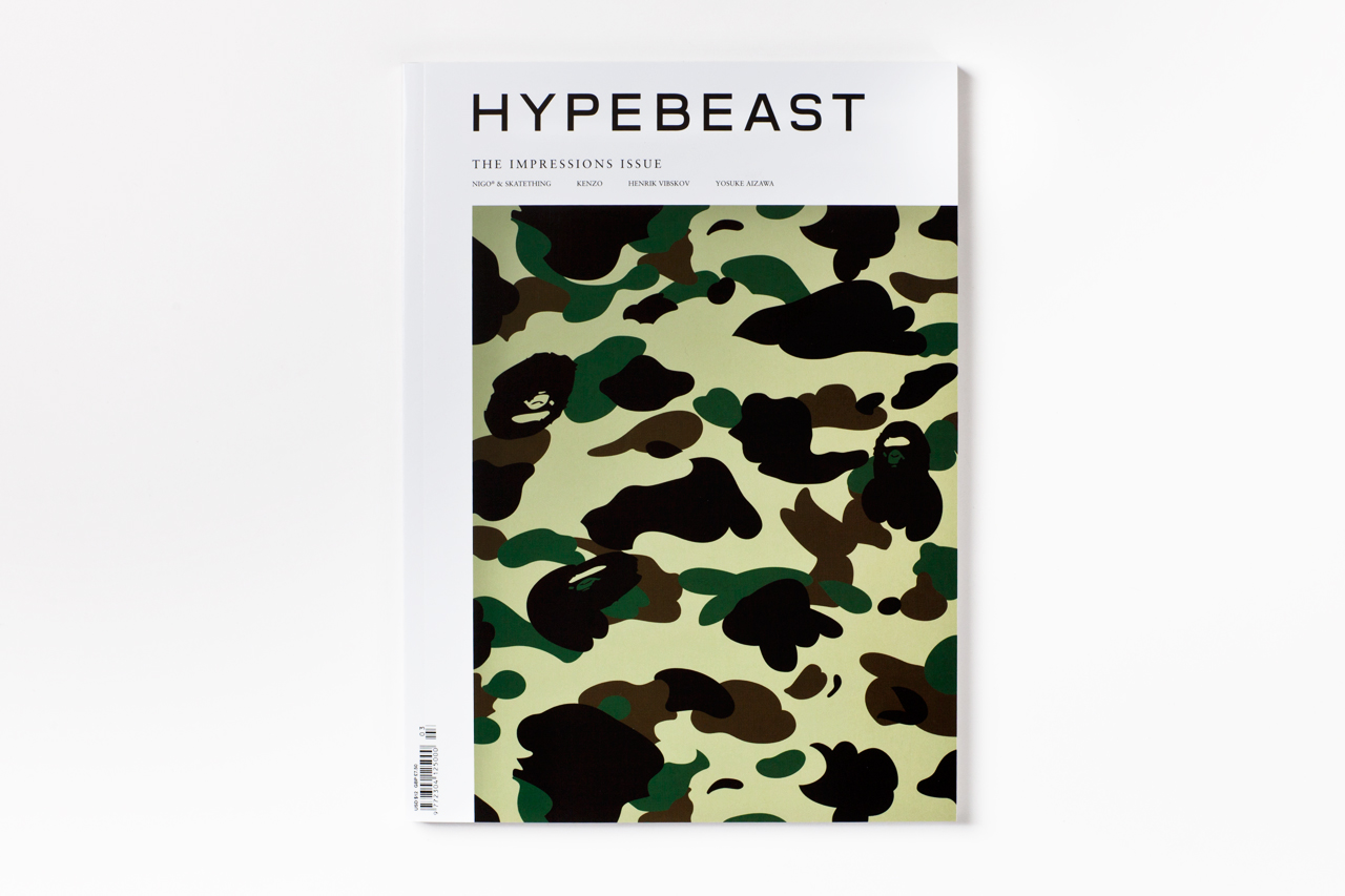 HYPEBEAST Magazine Issue 3: The Impressions Issue