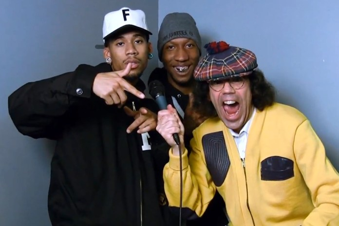 i am OTHER: Nardwuar vs. MellowHype