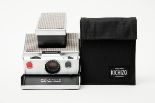 IMPOSSIBLE x Kichizo by Porter Classic Camera Bag and Film Pouch