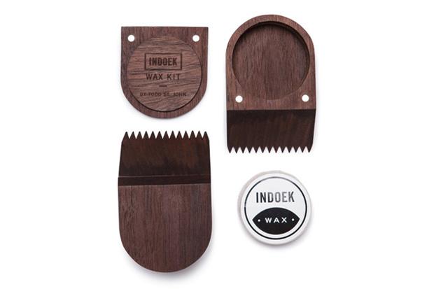 Indoek Nogal Wax Kit