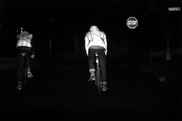 ISAORA #GetReflective Video Highlights Their Reflective Down Vest & Jacket