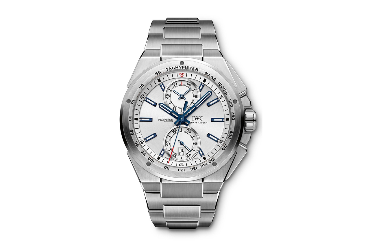 IWC Ingenieur Chronograph Racer and Silberpfeil Watches