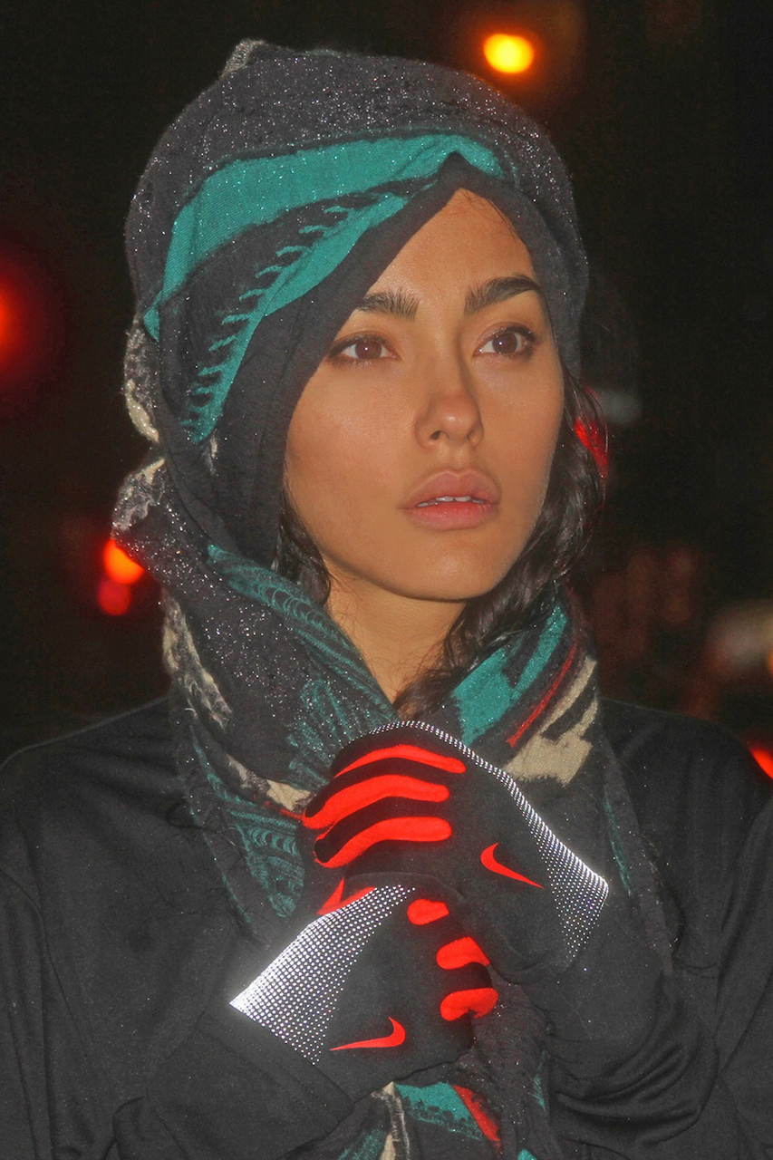 "Jake Davis Shoots Adrianne Ho in ""SoHo Night Run"""
