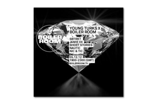 Jamie xx – Boiler Room Mix