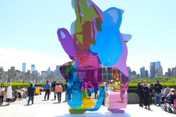 Jeff Koons Exhibition @ Gagosian Gallery Beverly Hills