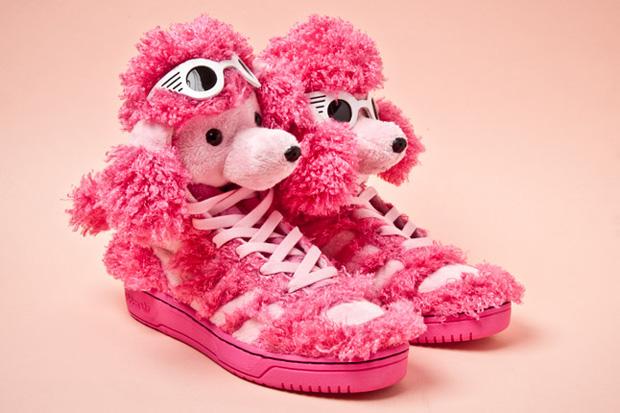 Poodle Shoes Adidas