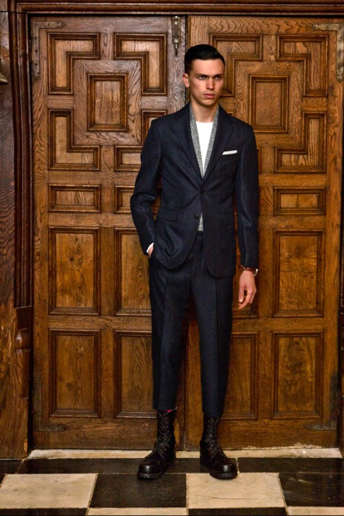 Casely-Hayford 2013 Spring/Summer Collection
