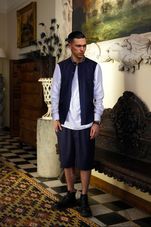 joe and charlie casely hayford share some thoughts about their 2013 spring summer collection