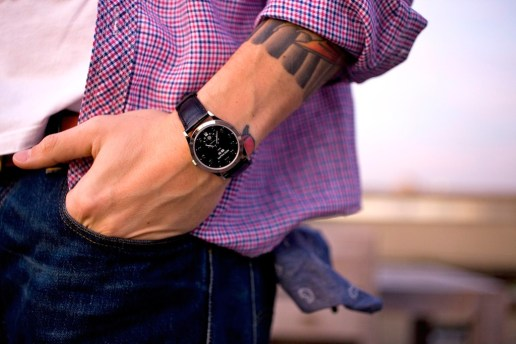 John Mayer's Patek Philippe 5396G Limited Edition For Tiffany & Co.