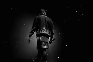 """Kanye West's Backstage Discussions About His Givenchy """"Kilt"""""""