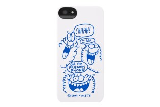 Kevin Lyons x Incase iPhone 5 Case for colette