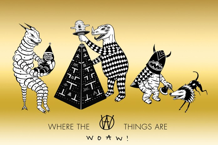 """Kevin Poon's """"Where the WOAW! Things Are"""" Starts This Wednesday"""