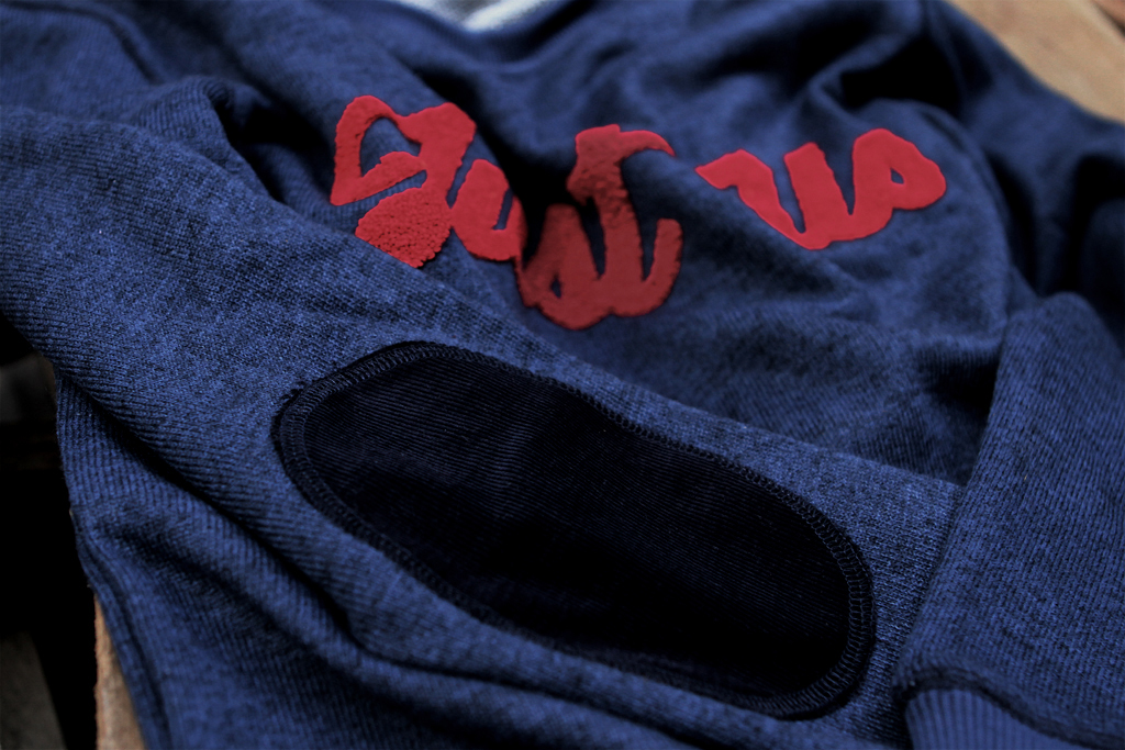 "Kith NYC x BWGH ""Paris"" Crewneck for ""New York VS Paris"" 2012 Collection"