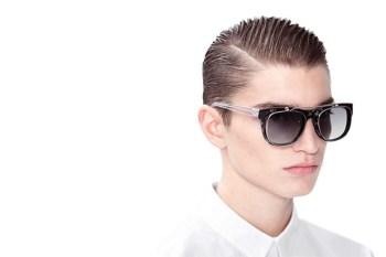 Kris Van Assche 2013 Spring/Summer Eyewear Campaign