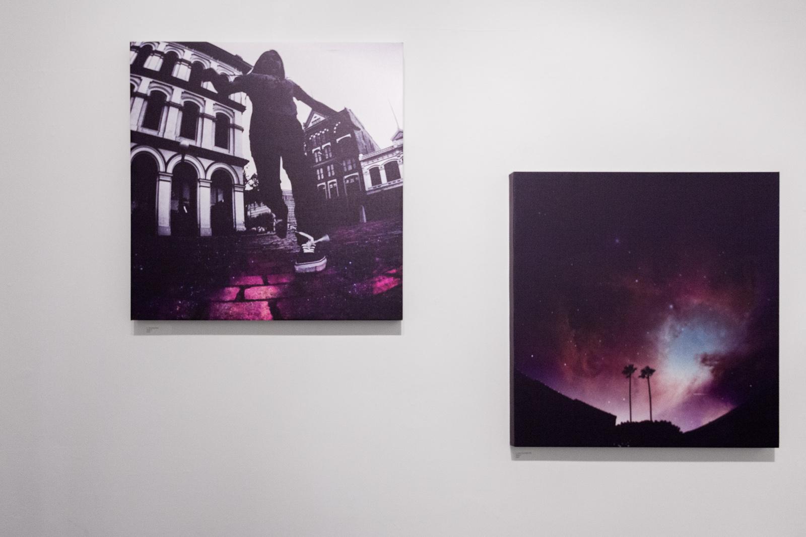 LA Enhanced: An iPhoneography Exhibit Recap @ Crewest Gallery