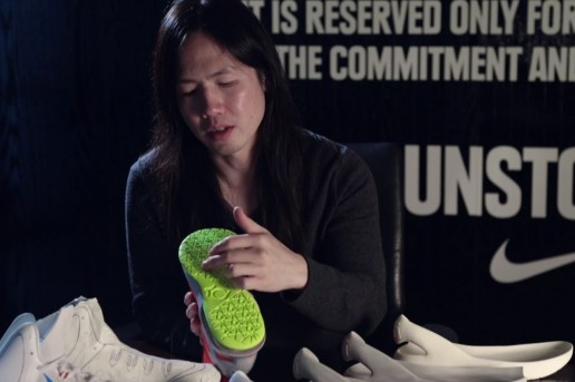 Leo Chang Discusses the Nike Zoom KD V