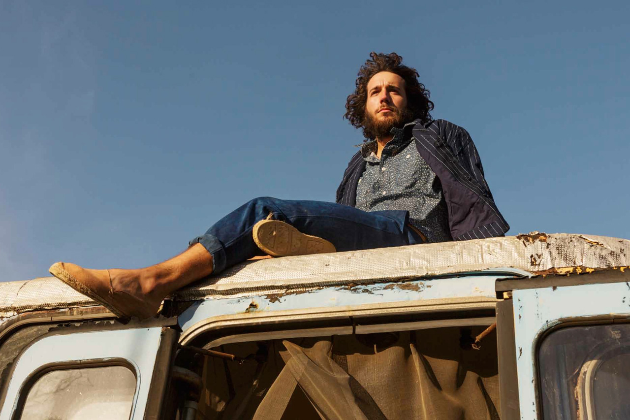 Levi's Made and Crafted 2013 Spring/Summer Lookbook