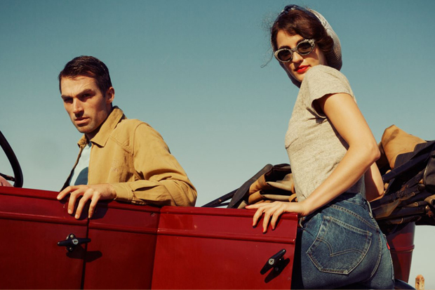 Levi's Vintage Clothing 2013 Spring/Summer Lookbook