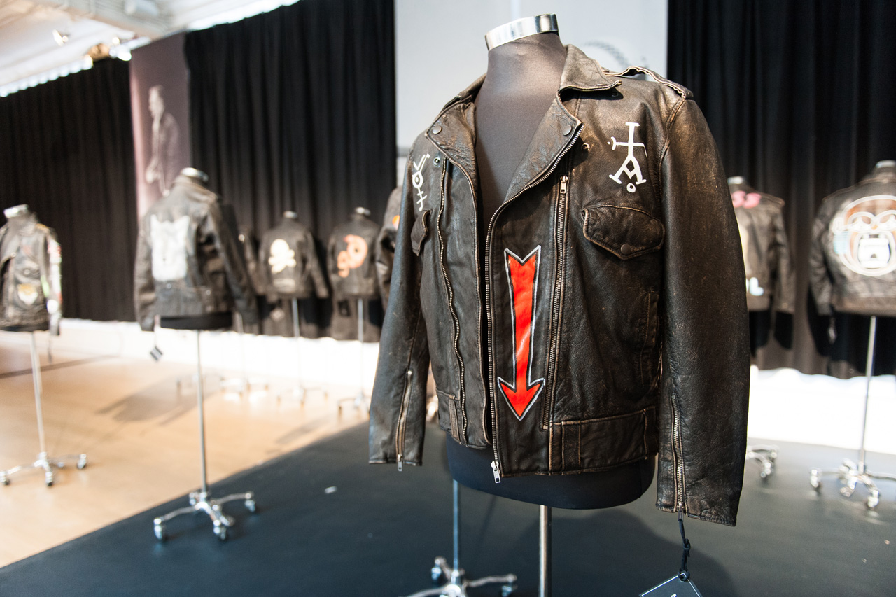 """Levi's Vintage Clothing """"The Biker with Oil and Leather & The Bikeriders"""" Recap"""