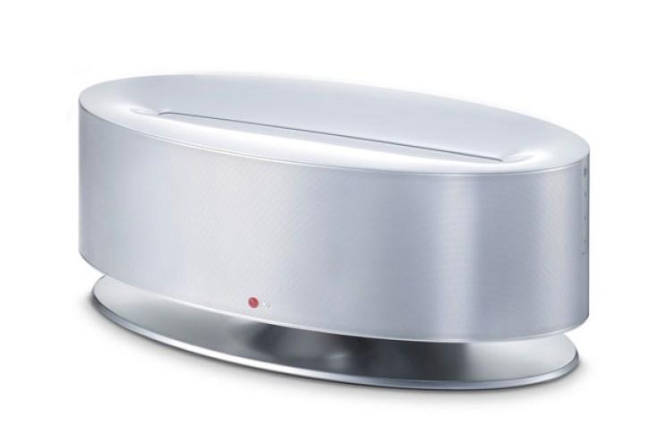 LG Wireless Dual Docking Speaker